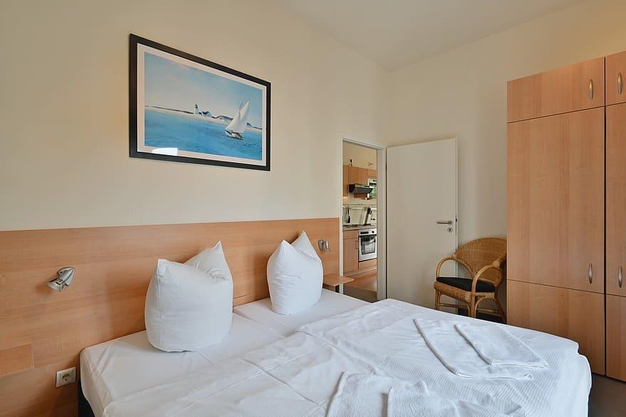 Schlafzimmer 2 Wohnung 4